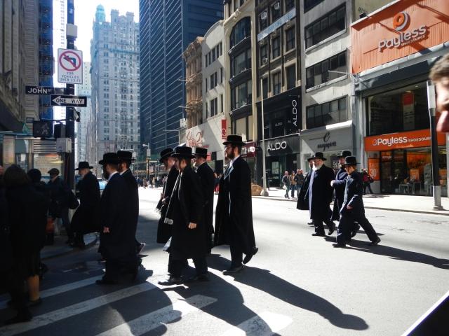 Hasidic bway