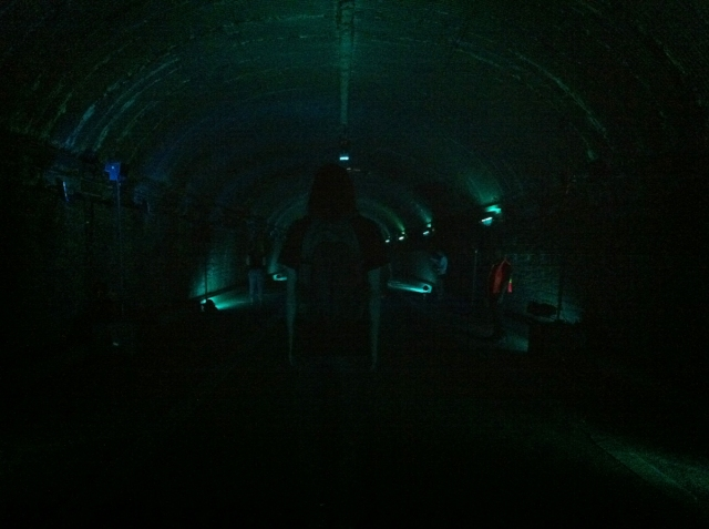 ghost tunnel