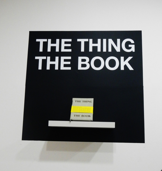 the book the thing