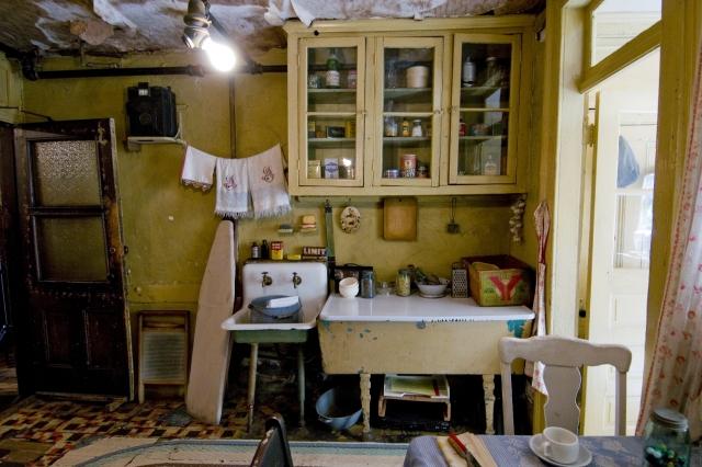 Baldizzi kitchen - Keiko Niwa