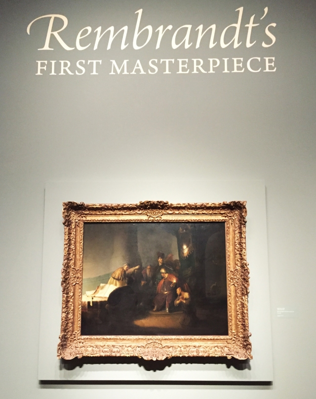 1st master