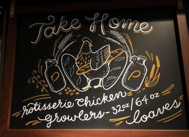 take-home